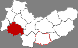Kelan County County in Shanxi, Peoples Republic of China