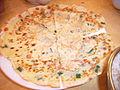Chinese pizza Cake 廣東家鄉煎薄罉.JPG