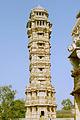 Chittaur Fort Victory Tower.jpg