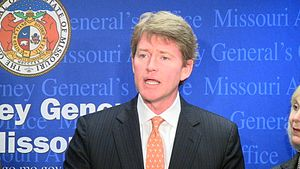 Chris Koster - Attorney General Chris Koster speaks in 2011