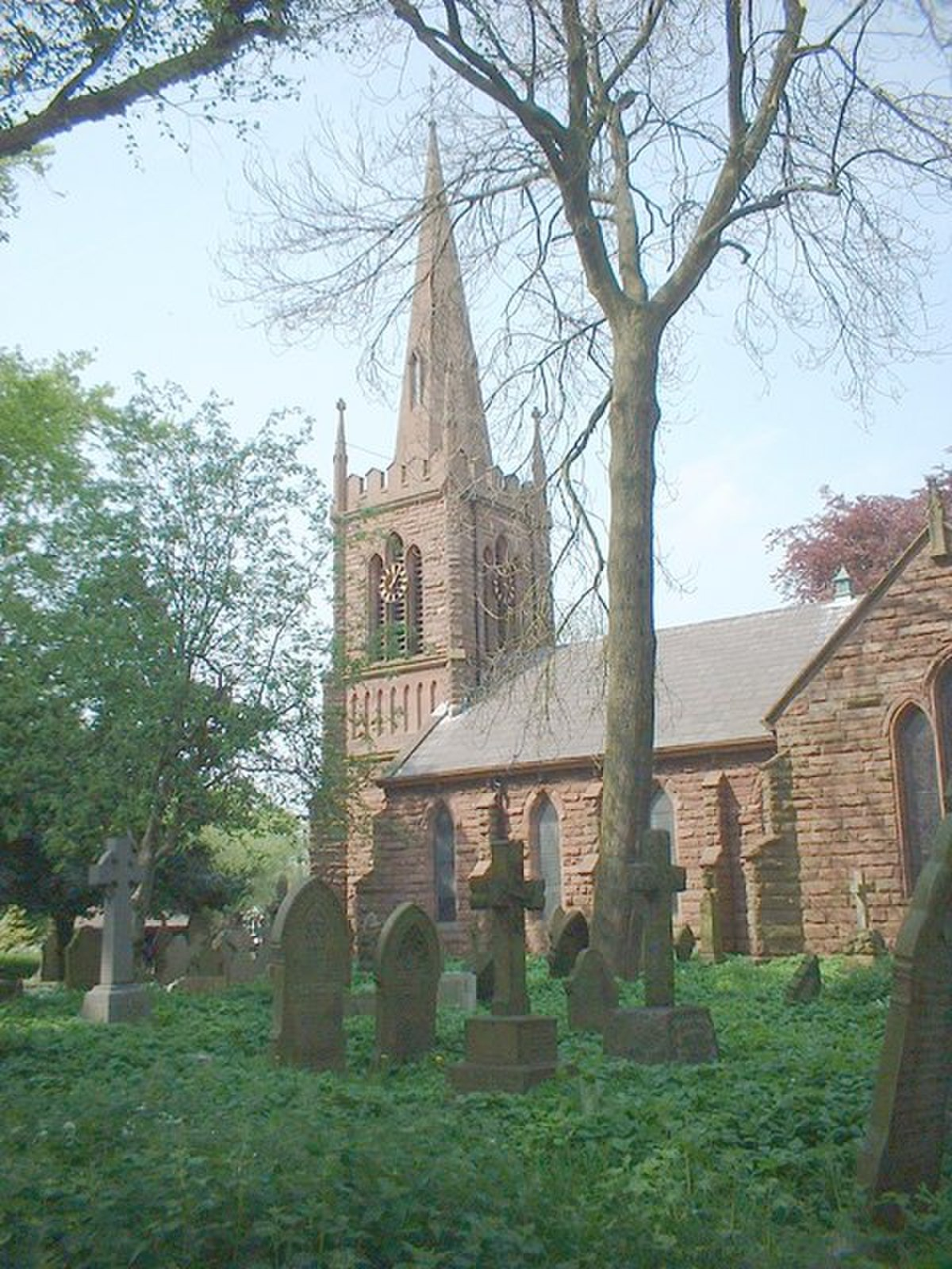 Christ Church Eccleston, St Helens - geograph.org.uk - 170229.jpg