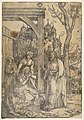 Christ Taking Leave of His Mother, from The Life of the Virgin (copy) MET DP816285.jpg