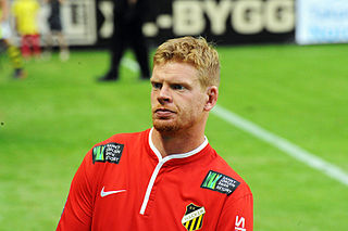 Christoffer Källqvist Swedish footballer