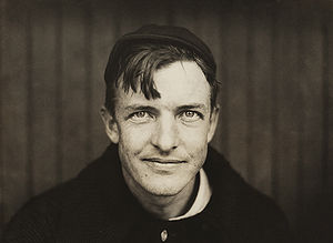 Baseball Hall of Fame balloting, 1936 - Christy Mathewson