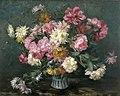 Chrysanten en Pioenen (Chrysanthemums and Peonies), Emma De Vigne.jpg