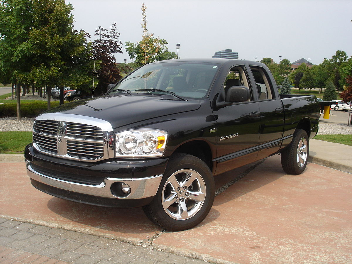 dodge ram � wikipedia wolna encyklopedia