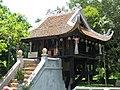 Chua Mot Cot-hanoi-Vietnam2011 - panoramio.jpg
