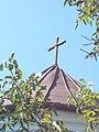 Church, roof, cross, Végardó, 2020 Sárospatak.jpg