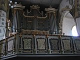 Church Saint Jacob in Sangerhausen, organ.JPG