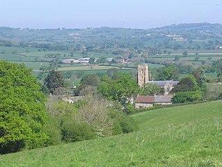 Whitchurch Canonicorum village and civil parish in southwest Dorset, England