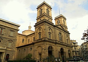 Saint Francis of Assisi Church, Aleppo - Image: Church of Saint Francis of Assisi, Aleppo