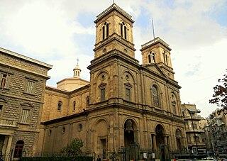 Apostolic Vicariate of Aleppo apostolic vicariate
