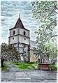 Church of Saint James (Bílá Třemešná) by Matěj Čadil.jpg