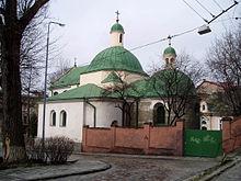 Архітектура української церкви