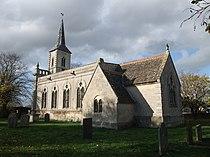 Church of St Faith, Wilsthorpe - geograph.org.uk - 1577574.jpg