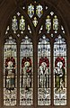 Cirencester, St John the Baptist church, Window (43458403960).jpg