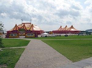 Tangkrogen - Image: Cirkus Summarum 2009