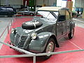 Citroën 2CV Sahara vue avant..JPG