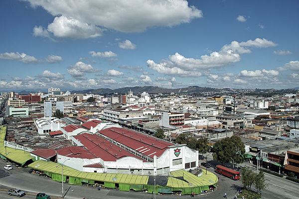 Pictures of Guatemala City