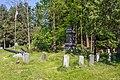 Civil War memorial in the Ithaca City Cemetery.jpg
