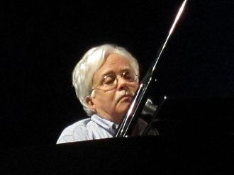 Van Dyke Parks - Parks performing at Primavera Sound 2010