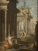 Classical Buildings with Columns (Alberto Carlieri) - Nationalmuseum - 17069.tif