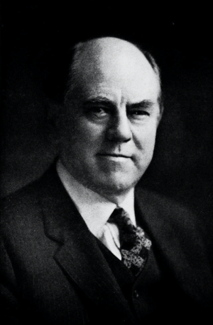 Clem F. Kimball - Kimball in 1927