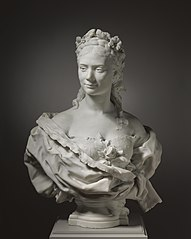 Bust of a Lady (possibly Fanny Coleman)