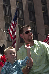 Cliff Lee 2008 All Star Parade