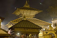 Closeup angle view of Pashupatinath Temple.jpg