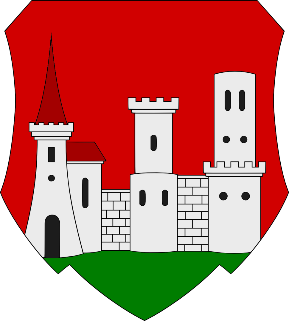 Coat of Arms of Bac from 1880