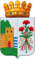 Coat of Arms of Derbent (Dagestan) (2014).png