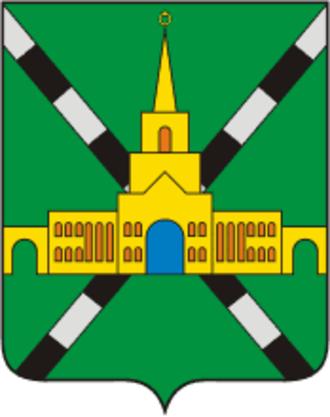 Dno - Image: Coat of Arms of Dno (Pskov oblast)