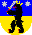 Coat of arms of Lower Satakunta in Finland.png
