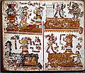 Codex Vindobonensis Mexicanus I (page 1).jpg