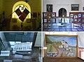 Colaj interior şi detalii din Monumentul Eroilor de pe Măgura Ocnei.jpg