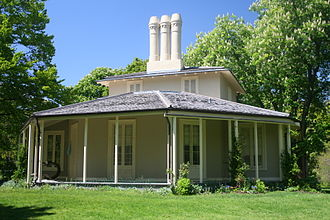 Colborne Lodge - Colborne Lodge, High Park, Toronto