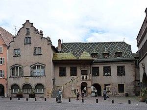 Ancienne Douane (Colmar) - Image: Colmar Koifhus (7)