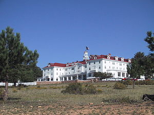 This is the Stanley Hotel in Estes Park, Co. I...