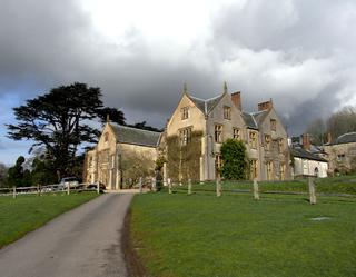 Manor of Gittisham Historic manor