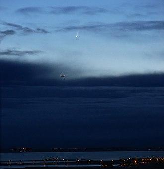 C/2006 P1 - Image: Comet Mc Naught