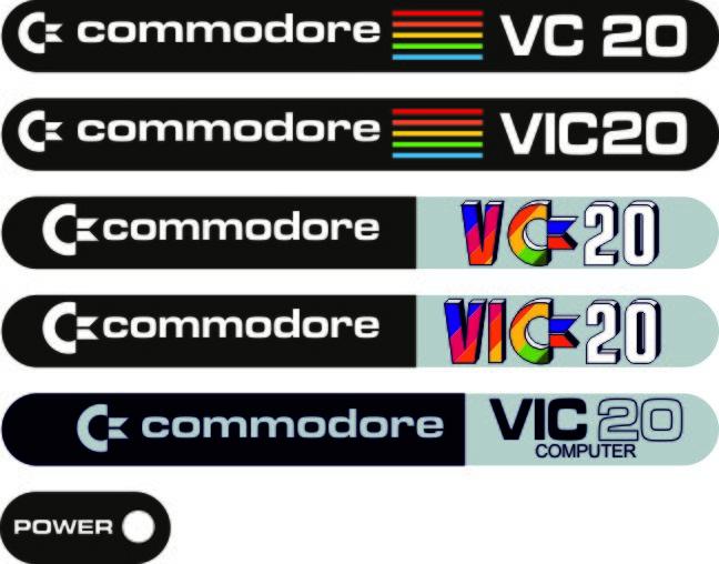Commodore VC20 Logo