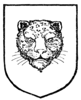Fig. 331.—Leopard's face.