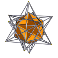 Compound of great dodecahedron and small stellated dodecahedron.png