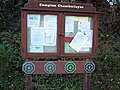 Compton Chamberlayne Village Noticeboard - geograph.org.uk - 329151.jpg