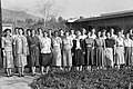 Computers - Janez Lawson (seen in this photo from 1953, front row, fifth from the left) - first African American hired into a technical position at JPL.jpg