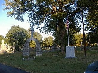 Confederate Memorial in Fulton - Image: Confederate Memorial in Fulton WWII