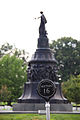 Confederate Monument - Sect 16 marker - Arlington National Cemetery - 2011.JPG