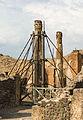 Consolidation column house faun Pompeii.jpg