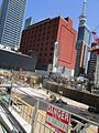 Construction around the old Westinghouse building, at Soho and King, 2017 05 18 -ac (34708682026).jpg